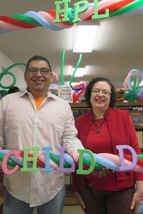 highwood public library, child day, dia de ninos